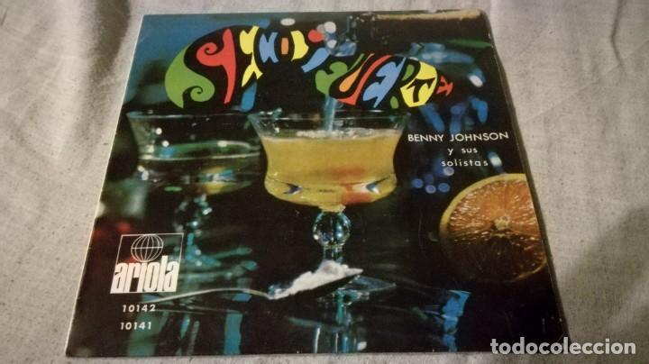 SECO Y FUERTE-BENNY JOHNSON Y SUS SOLISTAS/ PI22 (Música - Discos de Vinilo - EPs - Música Infantil)