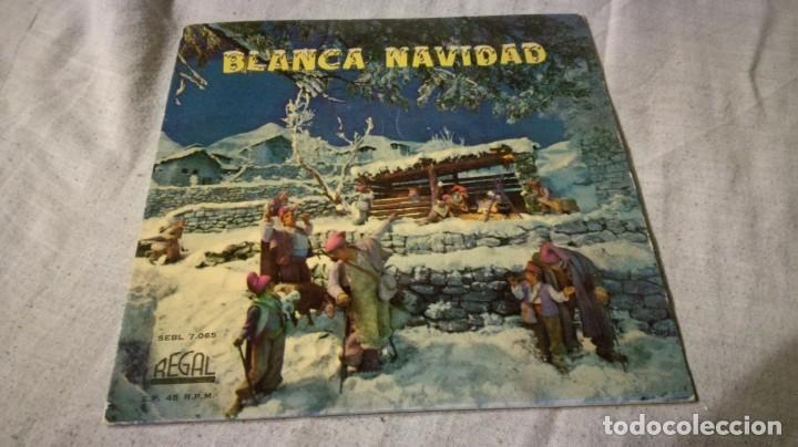 BLANCA NAVIDAD-REGAL/ PI22 (Música - Discos de Vinilo - EPs - Música Infantil)