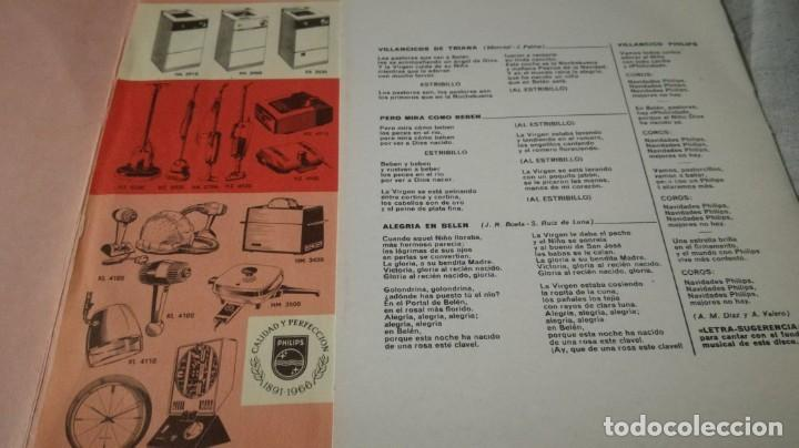 Discos de vinilo: rocio durcal--navidades mejores no hay-philips/ pi22 - Foto 3 - 132332166