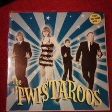 Discos de vinilo: THE TWISTAROOS TWIST & SHAKE EP. Lote 132333346
