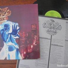 Discos de vinilo: JETHRO TULL `WAR CHILD´ 1974. Lote 131978070