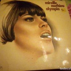 Discos de vinilo: MIREILLE MATHIE OLYMPIA,1970. Lote 132353718