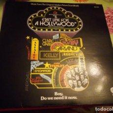 Discos de vinilo: MUSIC FROM THE ORIGINAL MOTION PICTURE IL ÉTAIT UNE FOIS À HOLLYWOOD (THAT'S ENTERTAINMENT)2LP-1974. Lote 132354054