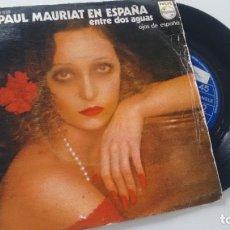 Discos de vinilo: SINGLE (VINILO) DE PAUL MAURIAT AÑOS 70. Lote 132361282