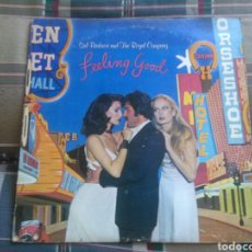 Discos de vinilo: SAL BARBIERI LP FEELING GOOD 1980 USA PRESS DISCO. Lote 132362889