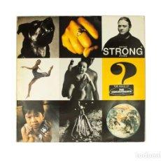 Discos de vinilo: LP. ANDREW STRONG. STRONG. (VG/VG). Lote 132386398