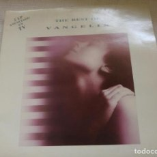 Discos de vinilo: THE BEST OF VANGELIS. Lote 132389722