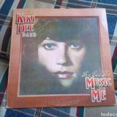 Discos de vinilo: THE KIKI DEE BAND LP I'VE GOT THE MUSIC IN ME 1974 VG ED ESPAÑOLA ELTON JOHN. Lote 132391610