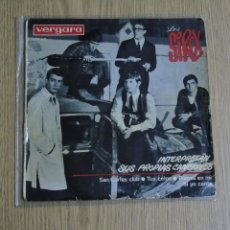 Discos de vinilo: LOS SIREX ---SAN CARLOS CLUB 1964. Lote 131279031