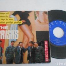 Discos de vinilo: THE BRISKS-EP ALELUYA SURF +3. Lote 132396534