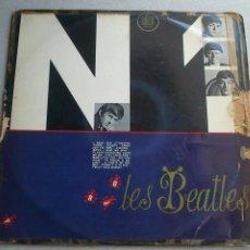 Discos de vinilo: LES BEATLES - N 1 - THE BEATLES LP - ODÉON - FRANCIA - AÑOS 60. Lote 132397398