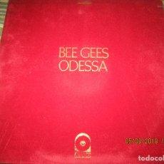 Discos de vinilo: BEE GEES - ODESSA DOBLE LP - ORIGINAL U.S.A. - ATCO RECORDS 1969 - GATEFOLD - PORTADA DE FIELTRO .. Lote 132403402