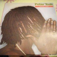Discos de vinilo: PETER TOSH ?– MYSTIC MAN. 1979. Lote 132410730
