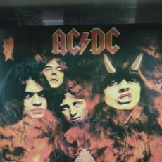 Discos de vinilo: AC DC.- HIGHWAY TO HELL APLP.040 1979 BOOTLEG. Lote 132417074