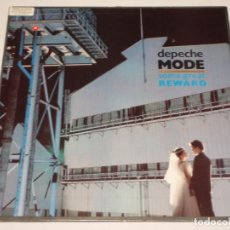 Discos de vinilo: DEPECHE MODE - SOME GREAT REWARD 1984 - SCANDINAVIA LP MUTE RECORDS. Lote 132424514