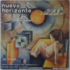 Discos de vinilo: SINGLE - RAYZABAL - TODAVIA TIENEN MUCHO QUE APRENDER DE TI / REQUIEM PARA JOHN W. LENNON - 1981. Lote 132433826