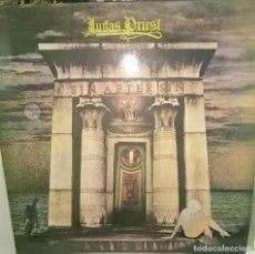 Discos de vinilo: JUDAS PRIEST.- SIN AFTER SIN 1977. Lote 132433882
