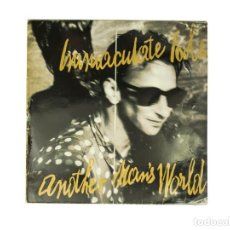 Discos de vinilo: LP. IMMACULATE FOOLS. ANOTHER MAN'S WORLD. (VG/G). Lote 132434102