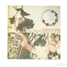 Discos de vinilo: LP. THE PSYCHEDELIC FURS. WORLD OUTSIDE. (VG/VG). Lote 132434434