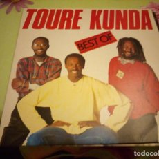 Discos de vinilo: TOURE KUNDA* ?– BEST OF TOURE KUNDA.1987. Lote 132434866