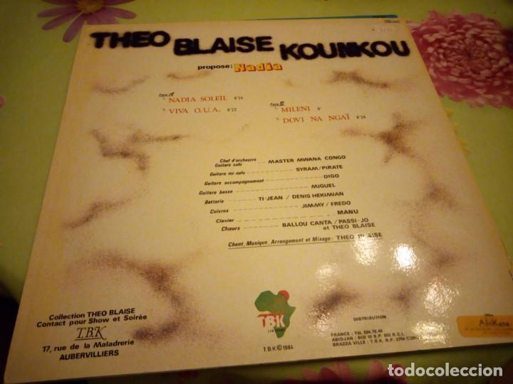 Discos de vinilo: Theo blaise nadia soleil. - Foto 2 - 132435630