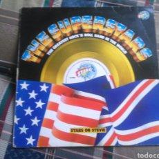 Discos de vinilo: VARIOS MAXI STARS ON 45 1982 JAGGER RICHARDS STONES. Lote 132449639