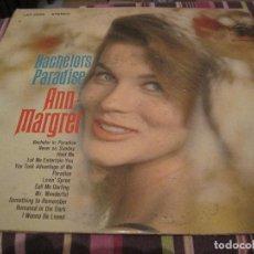 Discos de vinilo: LP- ANN MARGRET BACHELOR PARADISE RCA LSP 2659 USA 1963. Lote 132454254