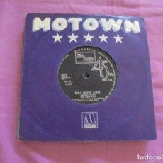 Discos de vinilo: THE FOUR TOPS. STILL WATER. TAMLA MOTOWN, 1970. EDIC. INGLESA. IMPECABLE. Lote 132457746
