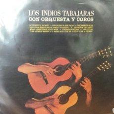 Discos de vinilo: LOS INDIOS TABAJARAS. Lote 132460826