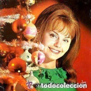 ROCÍO DÚRCAL, NAVIDADES PHILIPS, SINGLE PROMO SPAIN 1964 (Música - Discos - Singles Vinilo - Solistas Españoles de los 50 y 60)