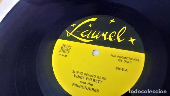 Discos de vinilo: ELVIS PRESLEY || THE JAILHOUSE ROCK SESSIONS || LAUREL - Foto 7 - 132475474