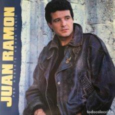 Discos de vinilo: JUAN RAMÓN - POR HABERTE AMADO TANTO . LP . 1990 CBS . Lote 132484234