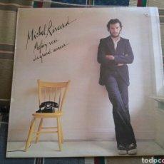 Discos de vinilo: MICHEL RIVARD LP MELIEZ-VOUS DU GRAND AMOUR 1977 USA CANADA POLNAREFF DUTRONC. Lote 132484514