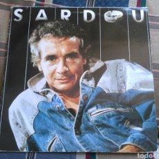 Discos de vinilo: MICHEL SARDOU LP DE 1988 TREMA CON ENCARTE. Lote 132485171