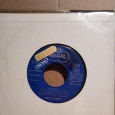 Discos de vinilo: ANGELITA BAIDEZ VALENCIA + 3 TEMAS 1965. Lote 132503318