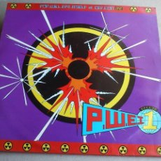 Discos de vinilo: POP WILL EAT ITSELF -DEF.CON ONE VS SUPERPOWERS - EP - 1988. Lote 132511234