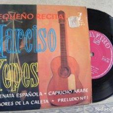 Discos de vinilo: NARCISO YEPES -EP 1961 -PEDIDO MINIMO 3 EUROS. Lote 132512338