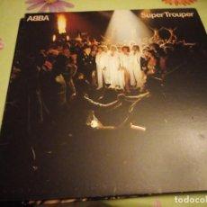 Discos de vinilo: ABBA - SUPER TROUPER.1980. Lote 132514550