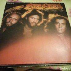 Discos de vinilo: BEE GEES-SPIRITS HAVING FLOWN LP VINILO CON PORTADA ABIERTA,1979. Lote 132515018