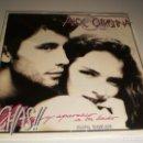 Discos de vinilo: SINGLE ÁLEX Y CHRISTINA. CHAS Y APAREZCO A TU LADO. WEA 1988 SPAIN (PROBADO Y BIEN) . Lote 132530402