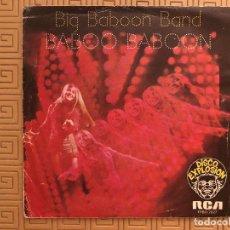 Discos de vinilo: BIG BABOON BAND ?– BABOO BABOON SELLO: RCA VICTOR ?– TPBO 7027 SERIE: DISCO. Lote 132550998