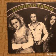 Discos de vinilo: TRINIDAD – TANGO SELLO: CBS ?– CBS 5280 FORMATO: VINYL, 7, 45 RPM, SINGLE. Lote 132554410