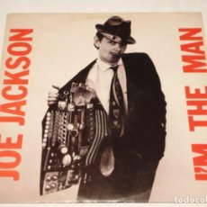 Discos de vinilo: JOE JACKSON ( I'M THE MAN ) 1979 - HOLANDA LP33 A&M RECORDS. Lote 132556950