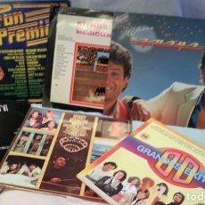 Discos de vinilo: DISCOS LPS MÚSICA POP. COLECCIÓN DE 6 DISCOS EN PERFECTO ESTADO.. Lote 132559802