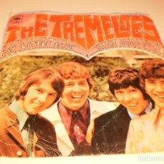 Discos de vinilo: SINGLE SINGLE THE TREMELOES. MY LITTLE LADY. ALL THE WORLD TO ME. CBS 1968 SPAIN (PROBADO Y BIEN). Lote 132564370