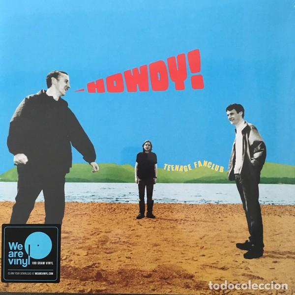 LP TEENAGE FANCLUB HOWDY! VINILO+ SINGLE + MP3 DOWNLOAD 2018 (Música - Discos - LP Vinilo - Pop - Rock Extranjero de los 90 a la actualidad)