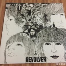 Discos de vinilo: THE BEATLES REVOLVER,,NUEVO PRECINTADO,,. Lote 132571086