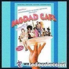 Discos de vinilo: BAGDAD CAFE - LP ORIGINAL MOTION PICTURE SOUNDTRACK, SPAIN. Lote 132589058