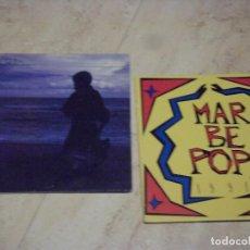 Discos de vinilo: LOTE DE DOS DOBLES LP- MARBE-POP-88 Y MARBE-POP-1991-. Lote 132591862