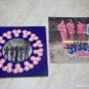 Discos de vinilo: LOTE DOS LP -GALEAS Y SUS RUMBEROS EN PLAYAMAR / JESUS Y LOS MARISMAS -RUMBA!! Y SE FELIZ. Lote 132592582